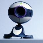 Afbeelding van een webcam. Een webcam is nodig om als Club Islive model te werken.